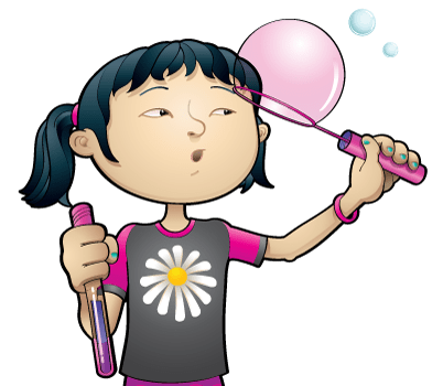 Everyday Early Intervention: Bubbles