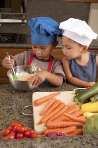 The Role of Nutrition in Early Intervention